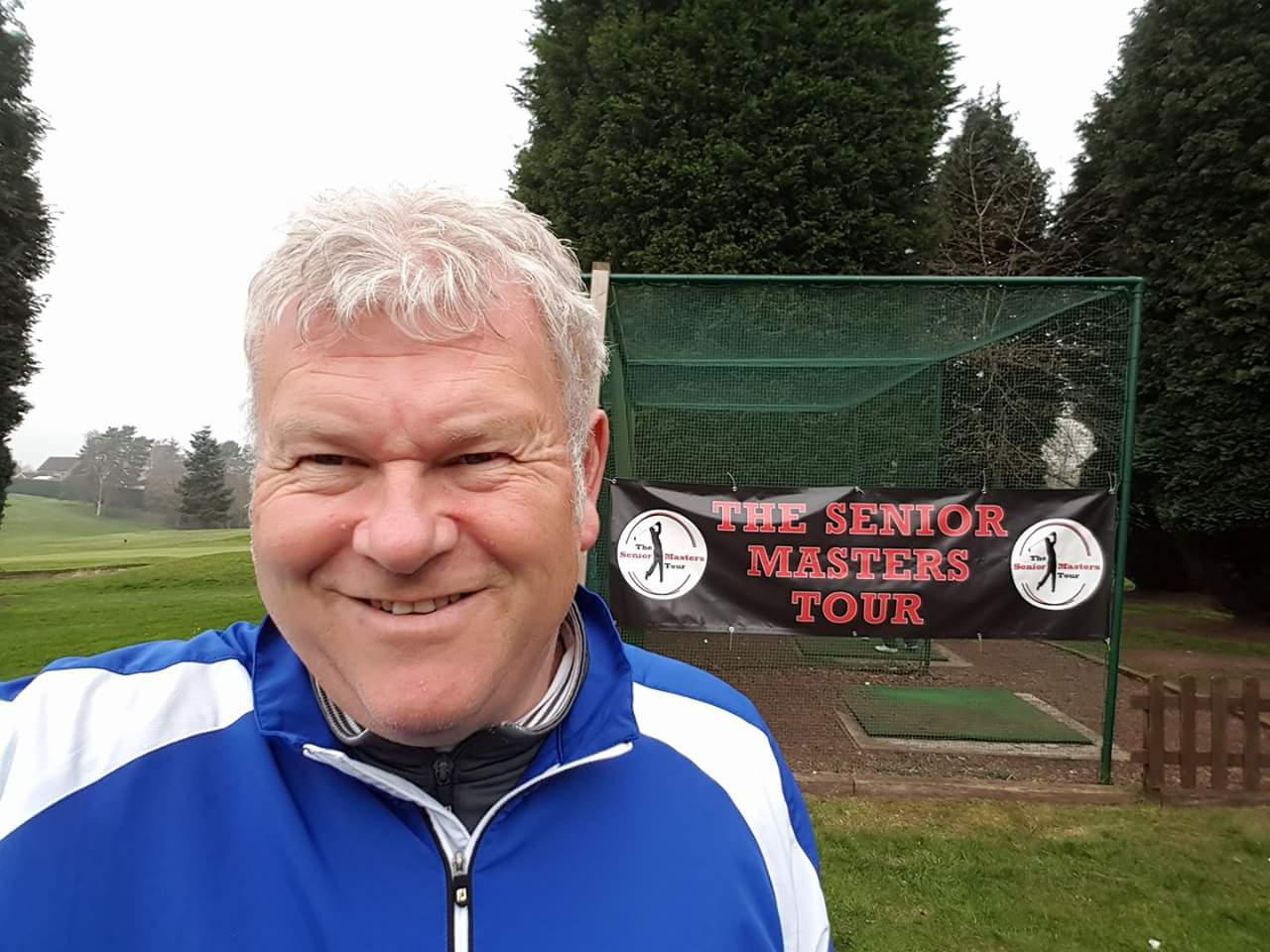 First Seniors Masters Tour Event